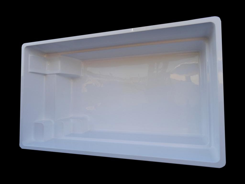 Victoria 4 7x2 70x1 30m piscines du fabricant les for Piscine coque petite taille